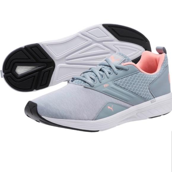 Puma NRGY Comet Soft Flou Peach Unisex Shoes NWT